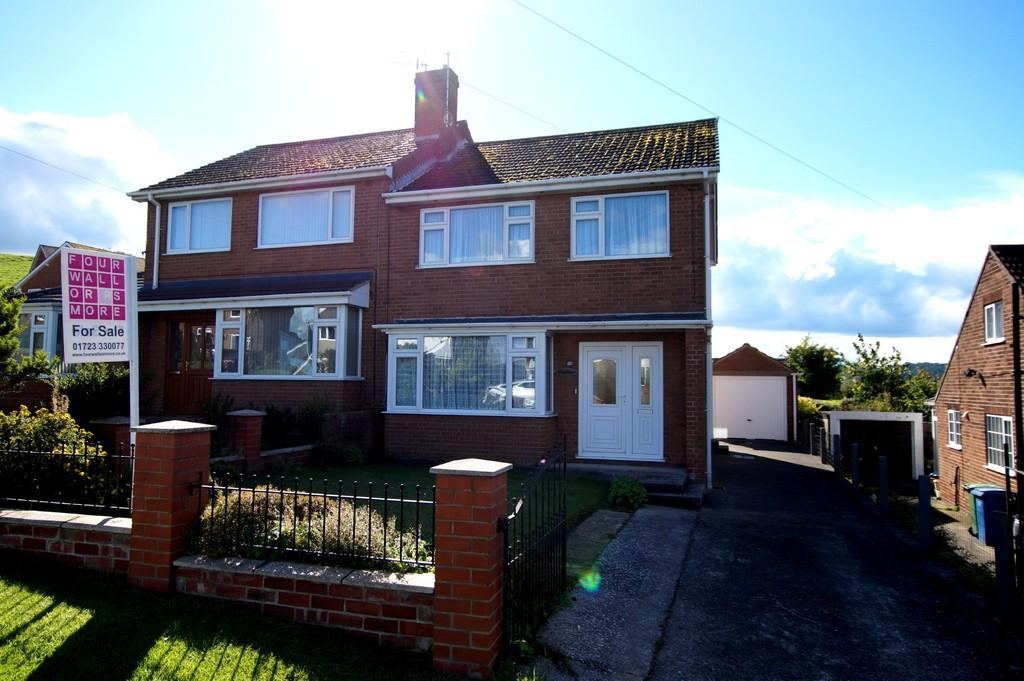 3 Bedrooms Semi Detached House for sale in Moor Lane, Newby
