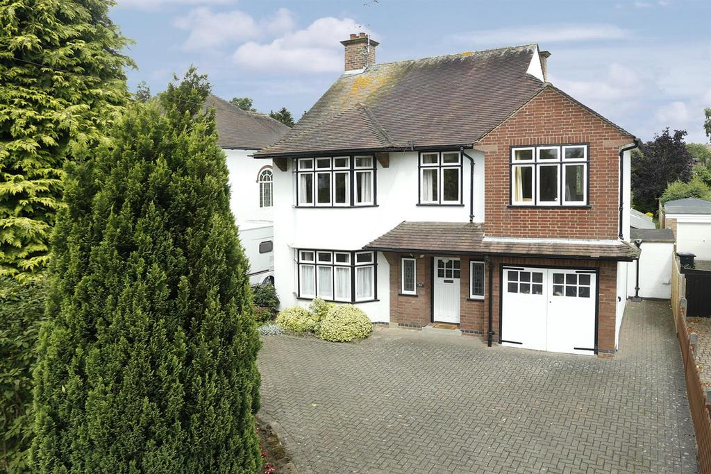 4 Bedrooms Detached House for sale in Lubenham Hill, Market Harborough