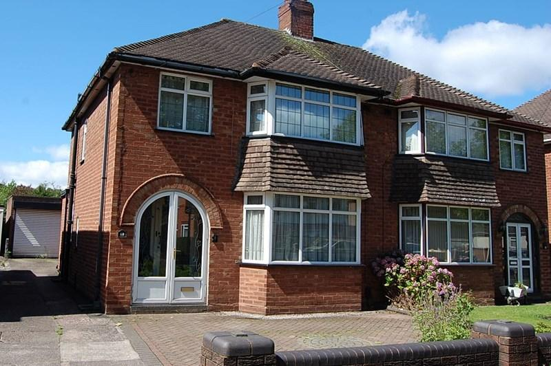 3 Bedrooms Semi Detached House for sale in Park Road, Woodsetton, Dudley