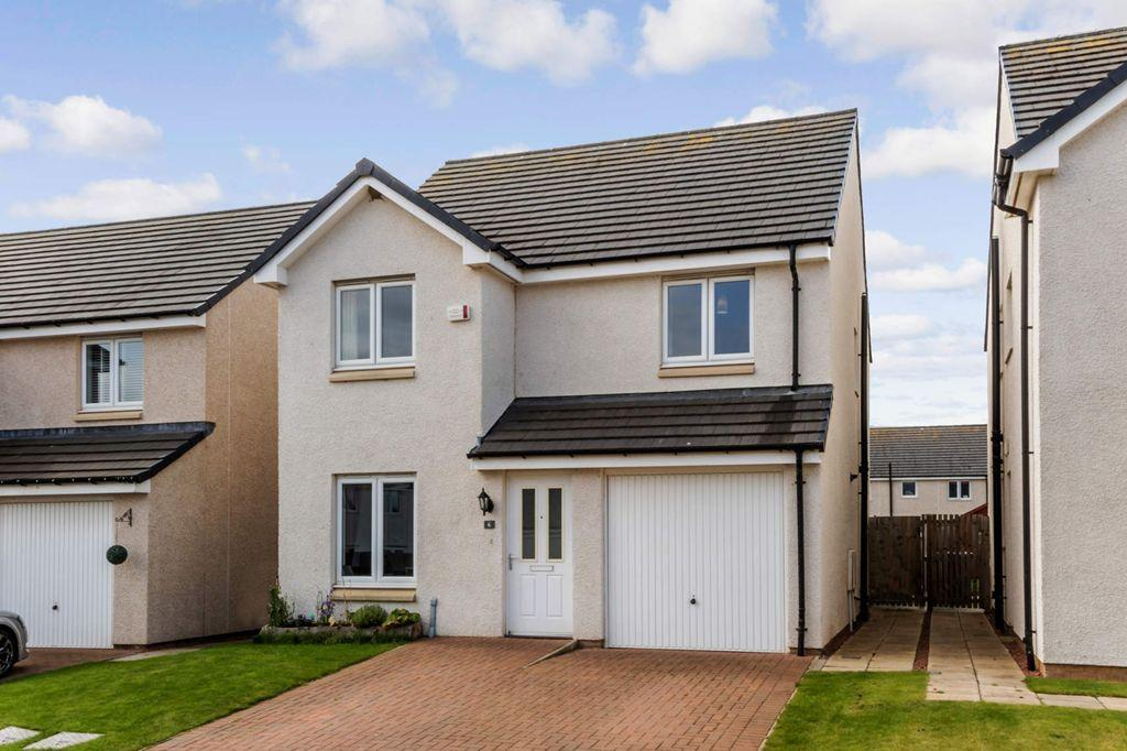 4 Bedrooms Detached House for sale in 6 Auld Coal Terrace, Midlothian, EH19 3JP
