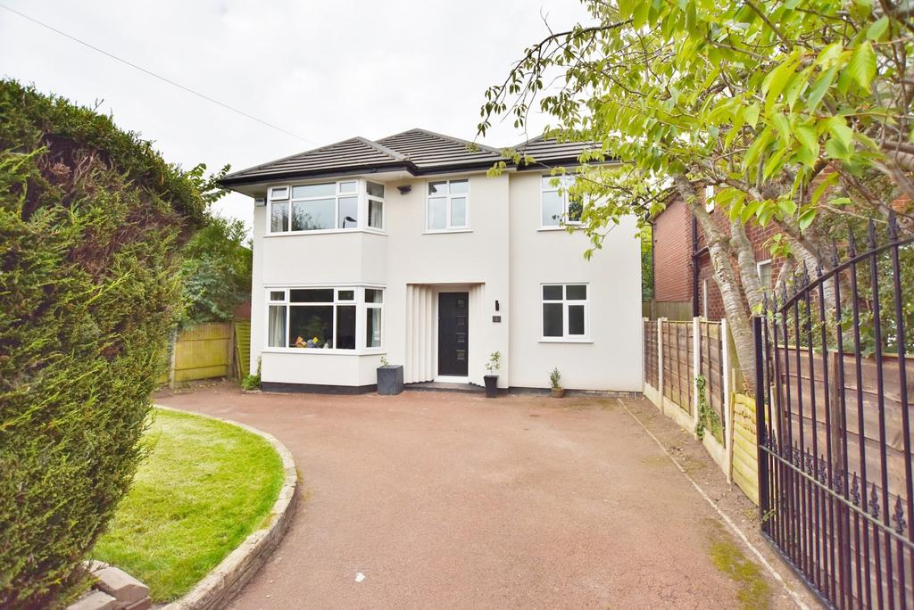 5 Bedrooms Detached House for sale in High Elm Road, Hale Barns