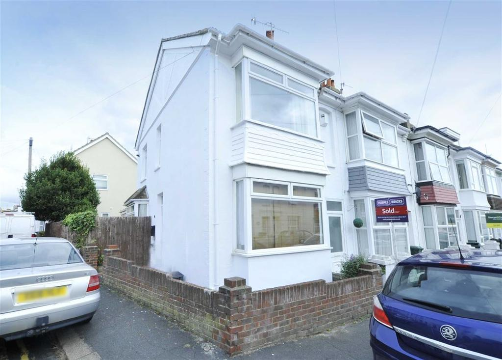 2 Bedrooms End Of Terrace House for sale in Gardener Street, Brighton