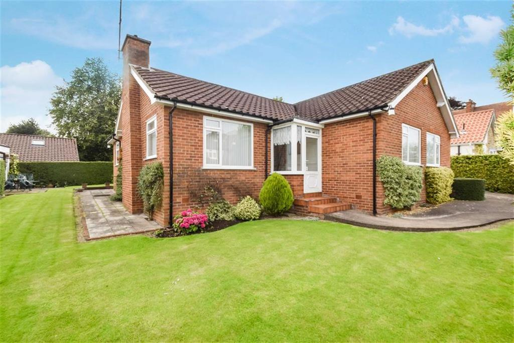 2 Bedrooms Detached Bungalow for sale in West Avenue, Scalby Village, North Yorkshire, YO13