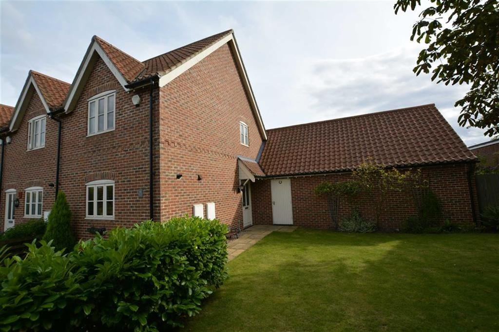 3 Bedrooms Town House for sale in Old School Court, Farnsfield, Nottinghamshire, NG22