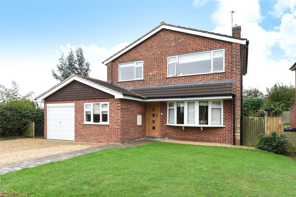 3 Bedrooms Detached House for sale in Church Lane, Sedgebrook, NG32