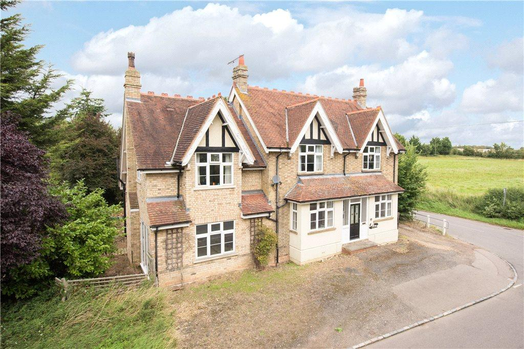 5 Bedrooms Detached House for sale in High Street, Wilden, Bedfordshire