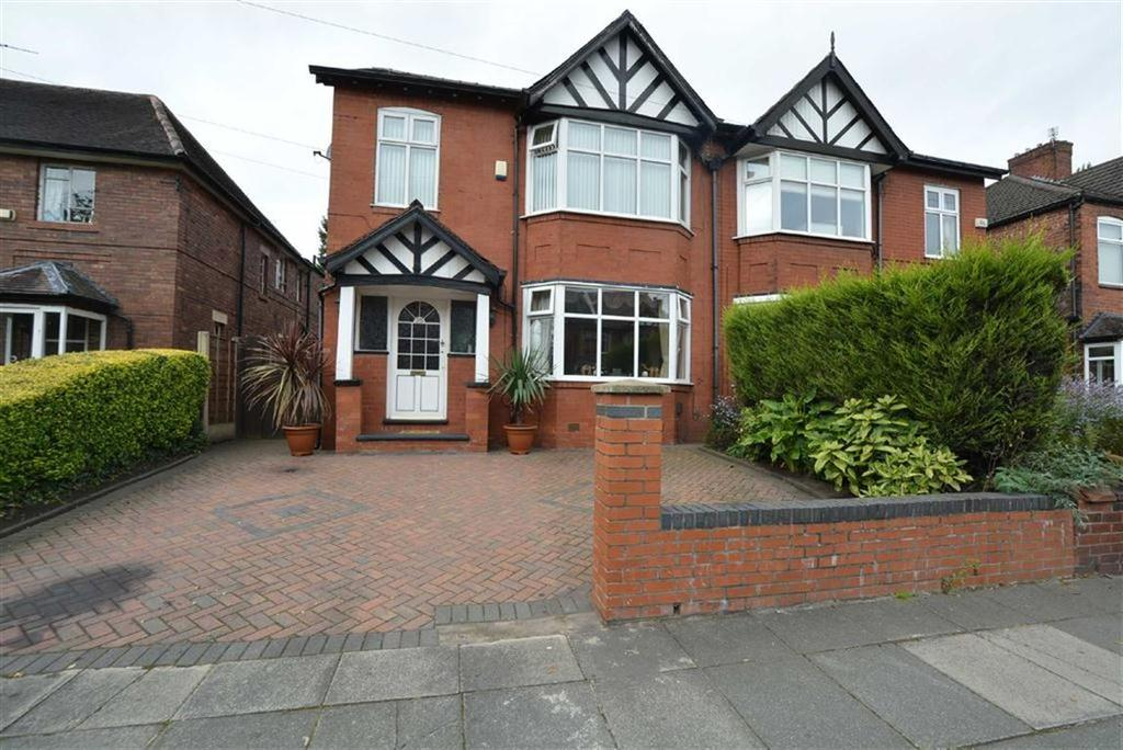 4 Bedrooms Semi Detached House for sale in Park Road, STRETFORD