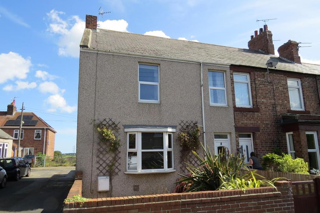 3 Bedrooms Terraced House for sale in Marlborough Terrace, Scotland Gate, Choppington