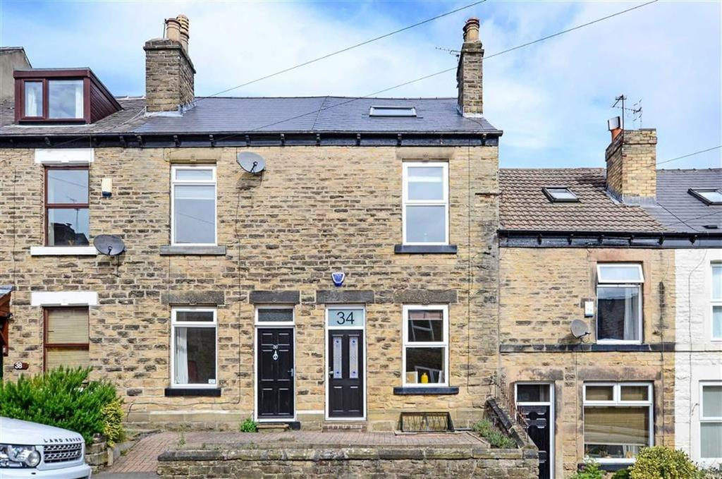 3 Bedrooms Terraced House for sale in 34, Evelyn Road, Crookes, Sheffield, S10