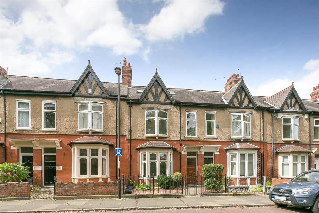 5 Bedrooms Terraced House for sale in Ilford Road, High West Jesmond, Newcastle upon Tyne