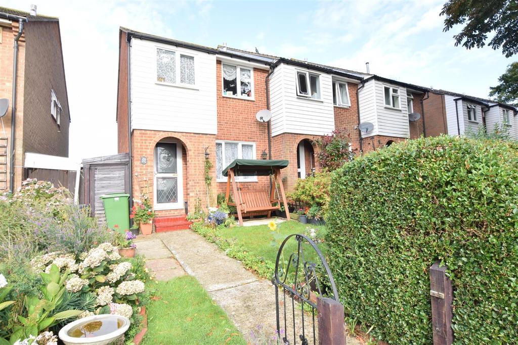 3 Bedrooms Terraced House for sale in Swynford Drive, St. Leonards-On-Sea