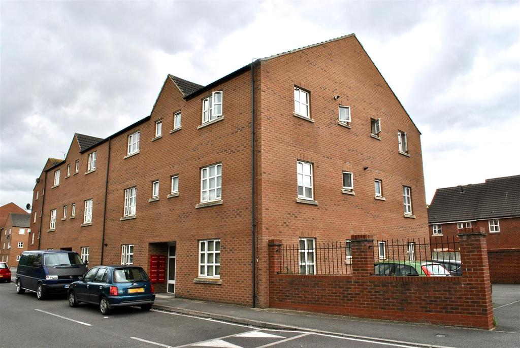 1 Bedroom Apartment Flat for sale in Massingham Park
