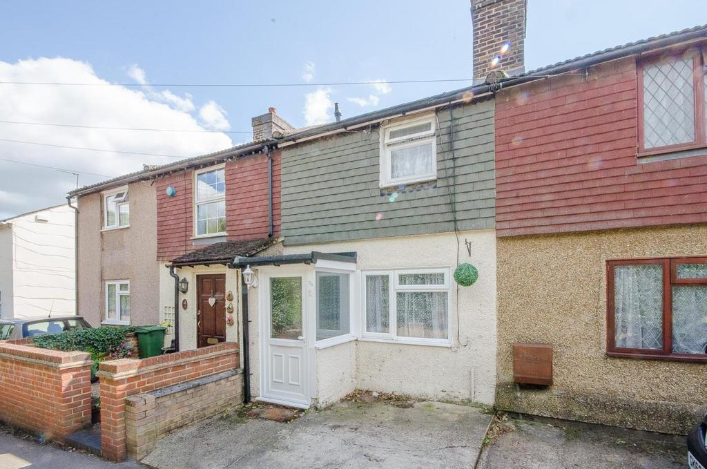 2 Bedrooms Terraced House for sale in Giddyhorn Lane, Maidstone, Kent