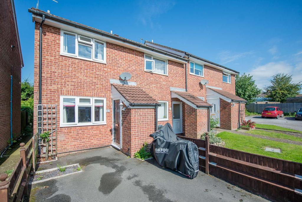 2 Bedrooms End Of Terrace House for sale in Portsdown Close, Maidstone , Kent