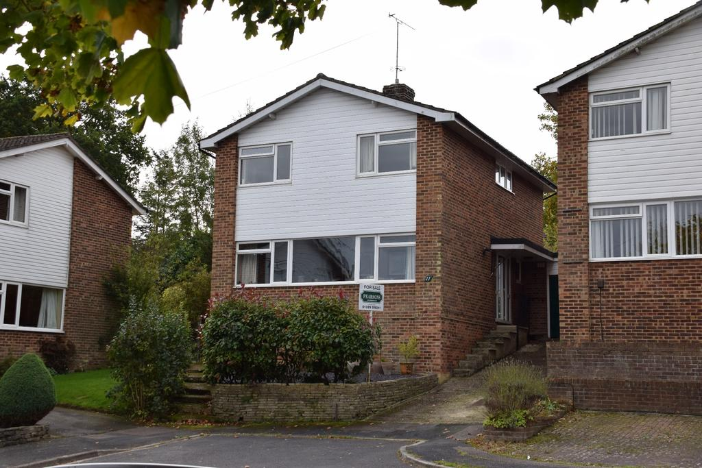 4 Bedrooms Link Detached House for sale in FAREHAM