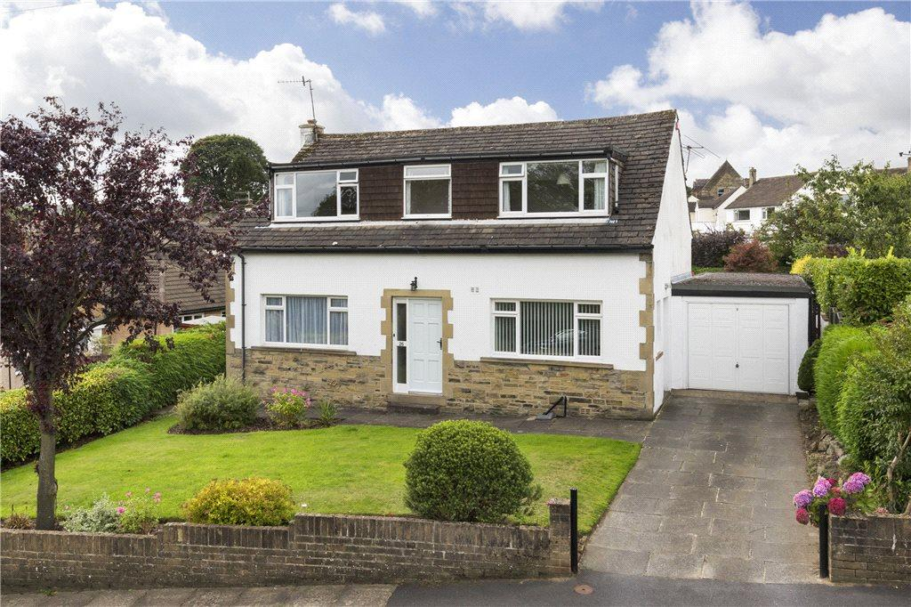 3 Bedrooms Detached House for sale in Ferrands Park Way, Harden, Bingley, West Yorkshire