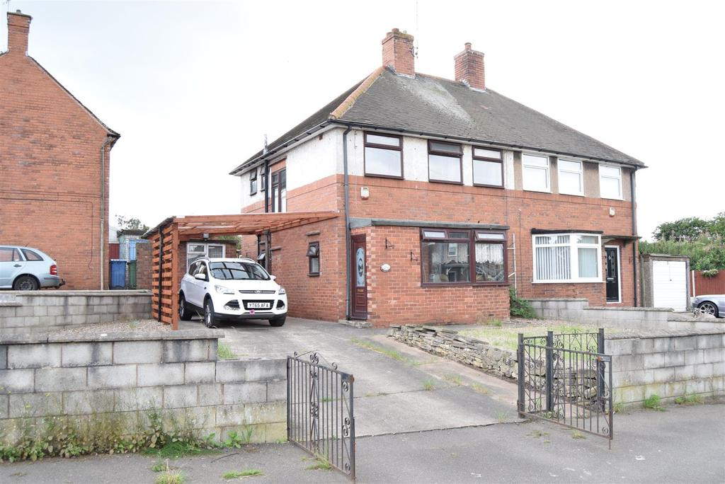 3 Bedrooms Semi Detached House for sale in Vale Road, Mansfield Woodhouse, Mansfield