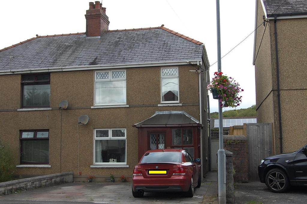 2 Bedrooms Semi Detached House for sale in Bethania Road, Upper Tumble, Llanelli