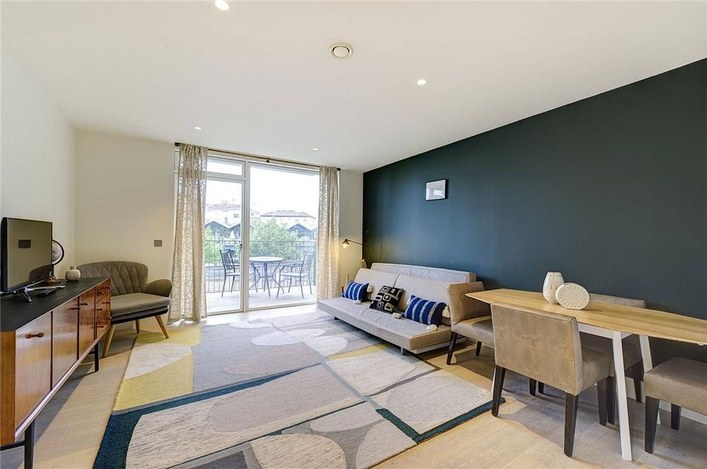 1 Bedroom Flat for sale in Nautilus House, 14 West Row, Notting Hill, London, W10