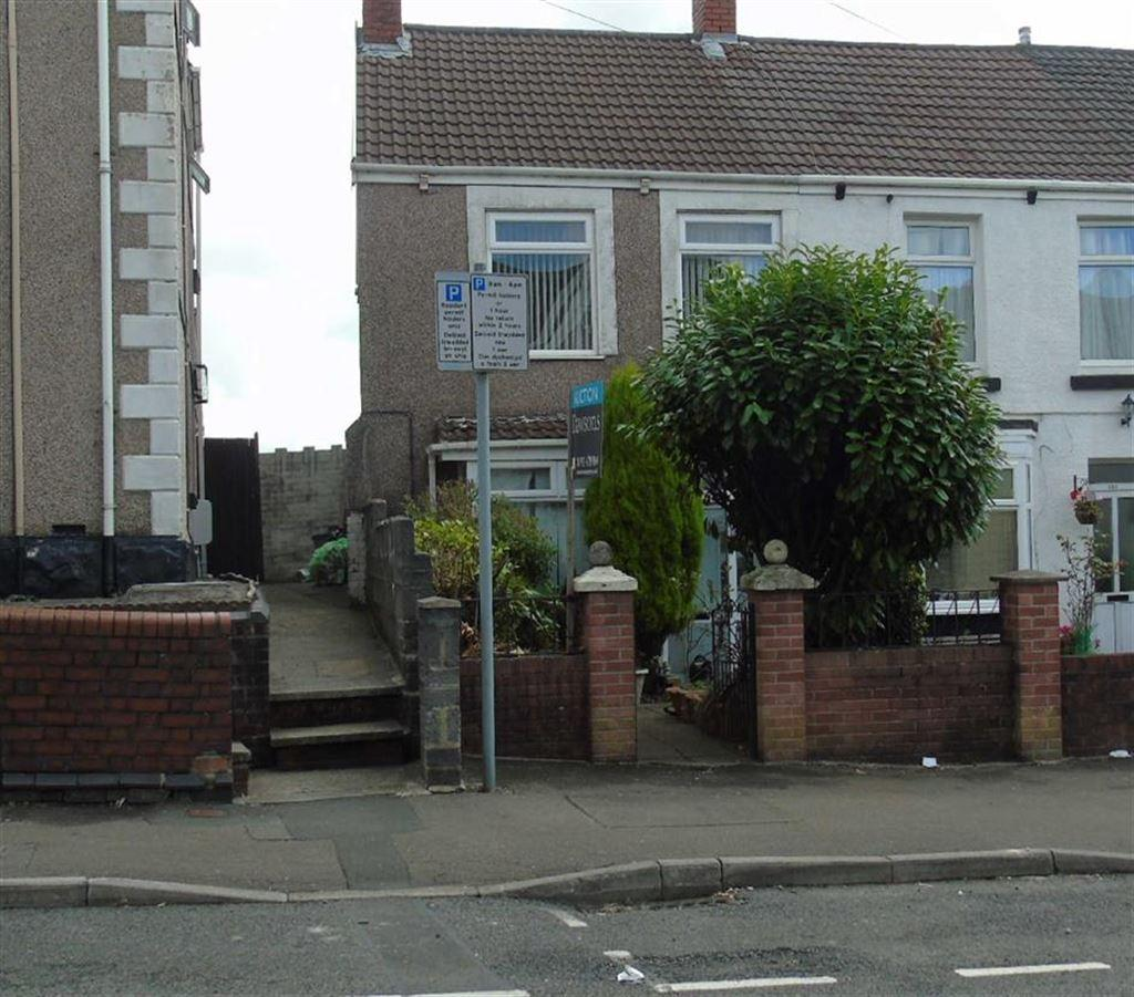 3 Bedrooms End Of Terrace House for sale in Llangyfelach Road, Swansea, SA5
