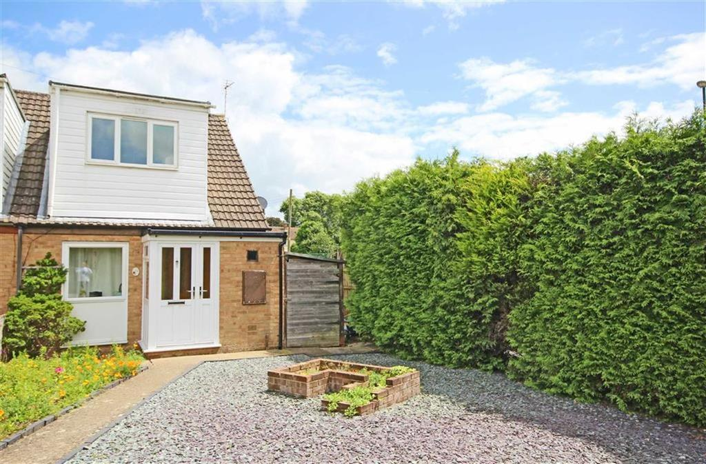 2 Bedrooms End Of Terrace House for sale in Springwater Close, Northway, Tewkesbury, Gloucestershire