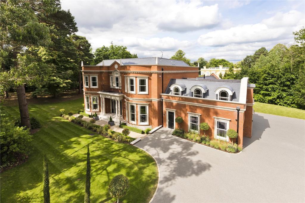 7 Bedrooms Detached House for sale in Cavendish Road, St George's Hill, Weybridge, Surrey, KT13
