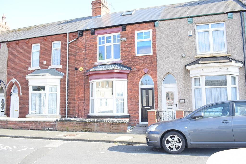 3 Bedrooms Terraced House for sale in Collingwood road, Hartlepool TS26