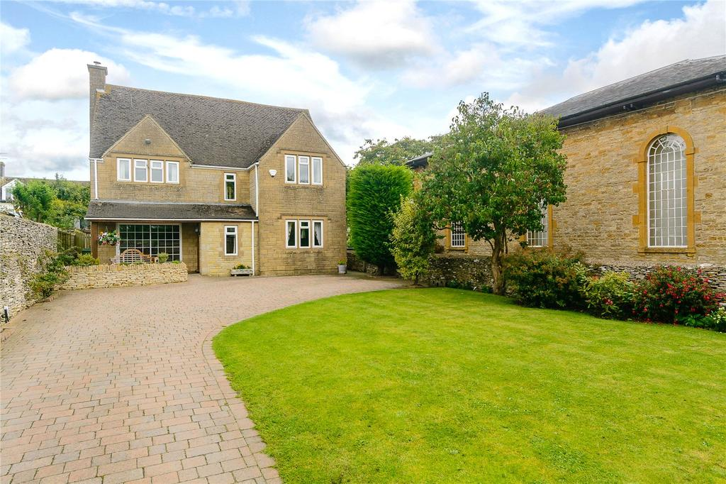 4 Bedrooms Detached House for sale in Back Walls, Stow on the Wold, Cheltenham, Gloucestershire