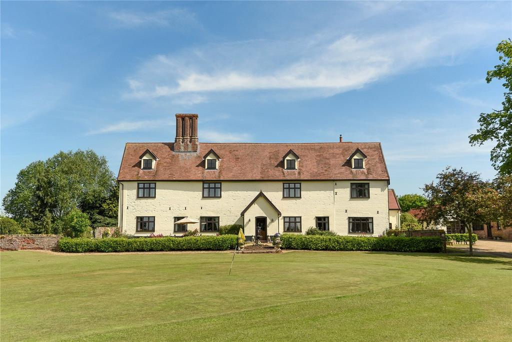 6 Bedrooms Detached House for sale in Dickleburgh Hall, Dickleburgh, Diss, Norfolk