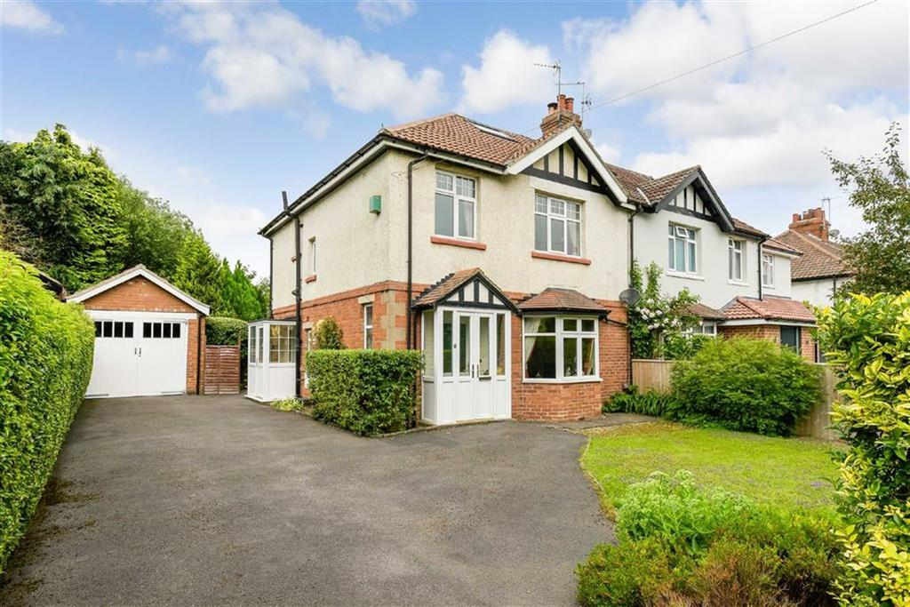 3 Bedrooms Semi Detached House for sale in Arthurs Avenue, Harrogate, North Yorkshire