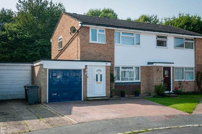 3 Bedrooms Semi Detached House for sale in Streatfield Road, Uckfield