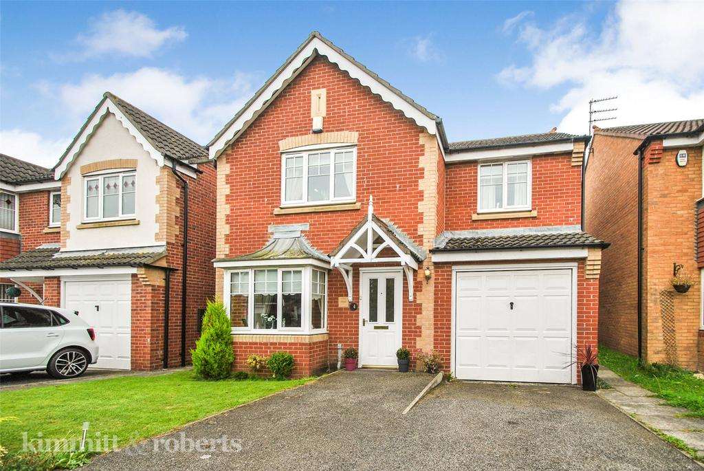4 Bedrooms Detached House for sale in Fairfield, Mulberry Park, Houghton le Spring, Tyne and Wear, DH4
