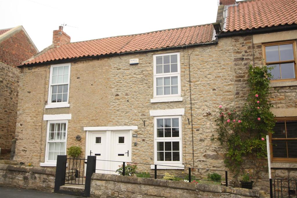 2 Bedrooms Terraced House for sale in Millbank, Heighington Village, Newton Aycliffe