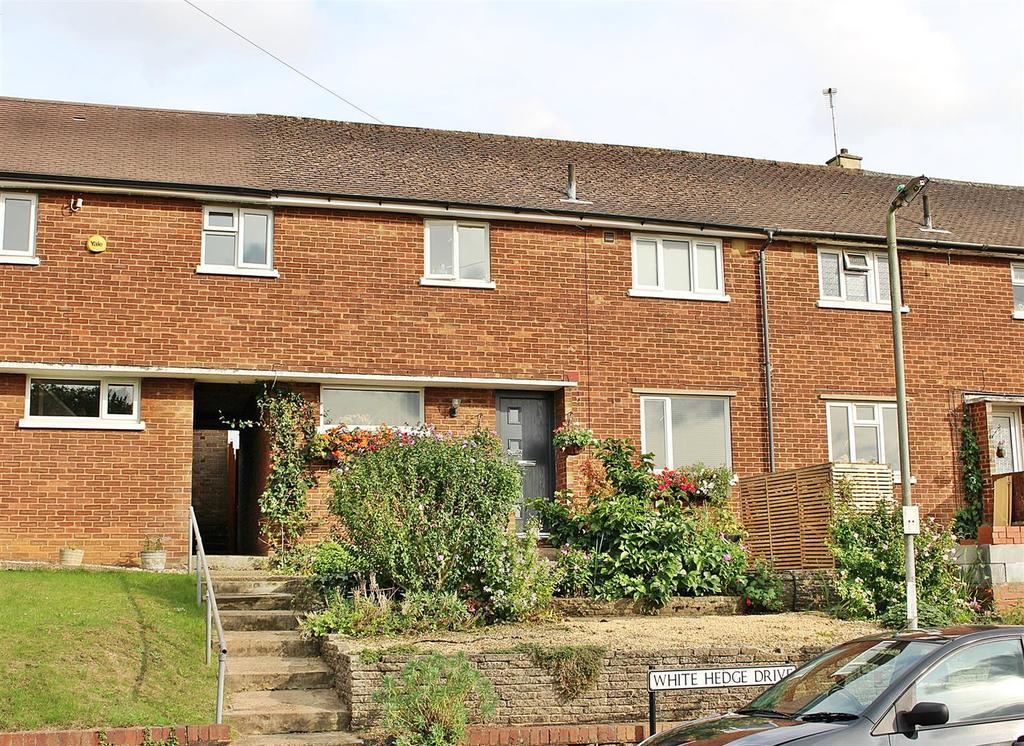 2 Bedrooms Terraced House for sale in White Hedge Drive, St. Albans