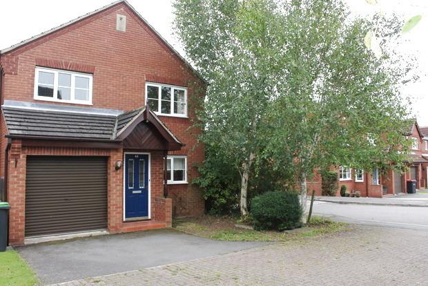 3 Bedrooms Detached House for sale in Crowtrees Drive, Sutton-in-Ashfield, NG17