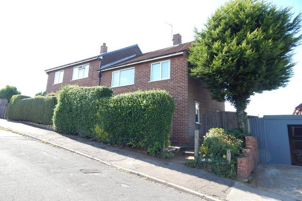 3 Bedrooms Semi Detached House for sale in Radford Crescent, Gedling, Nottingham, NG4