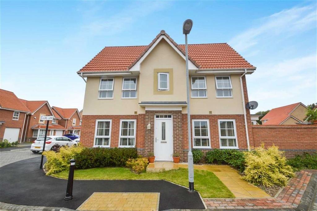 3 Bedrooms Semi Detached House for sale in Laurel Lane, West Hull, Hull, HU4