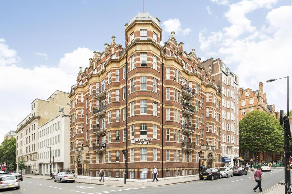 4 Bedrooms Flat for sale in Dorset Square, Marylebone