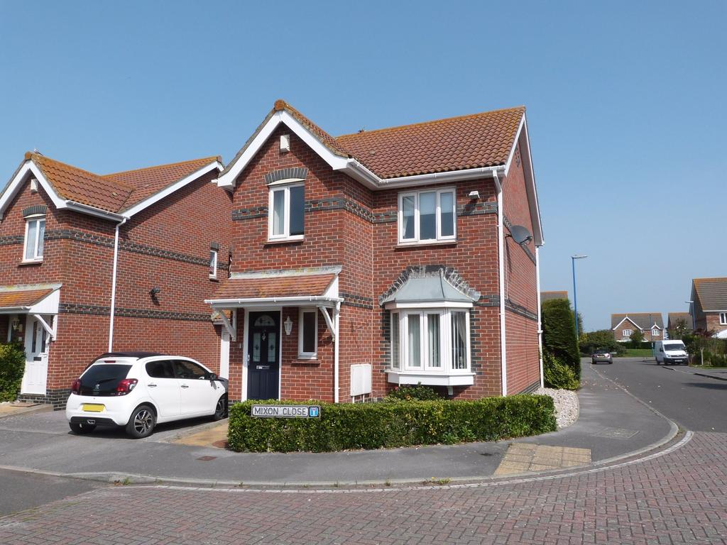 3 Bedrooms Detached House for sale in Mixon Close, Selsey
