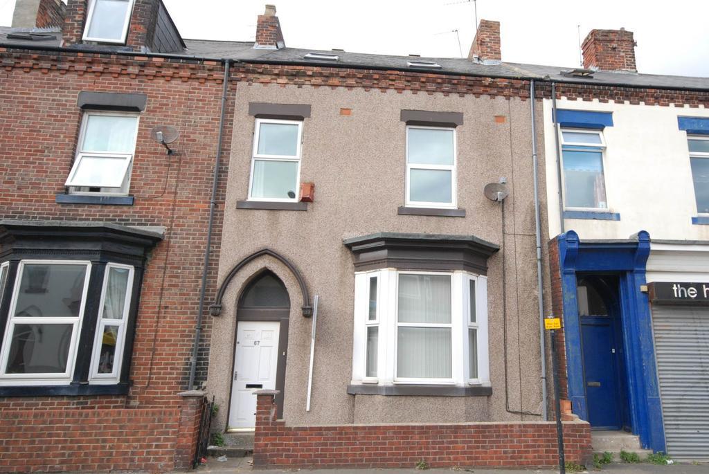 6 Bedrooms Terraced House for sale in Roker Avenue, Roker