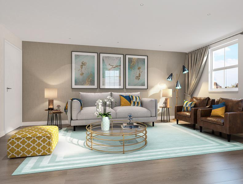 1 Bedroom Apartment Flat for sale in Globe2 Apartments, E2