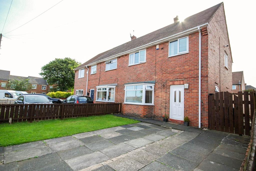3 Bedrooms Semi Detached House for sale in Cook Gardens, Wardley
