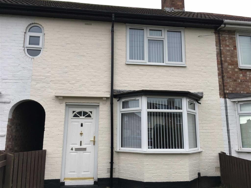 2 Bedrooms Terraced House for sale in Prestwood Crescent, Liverpool