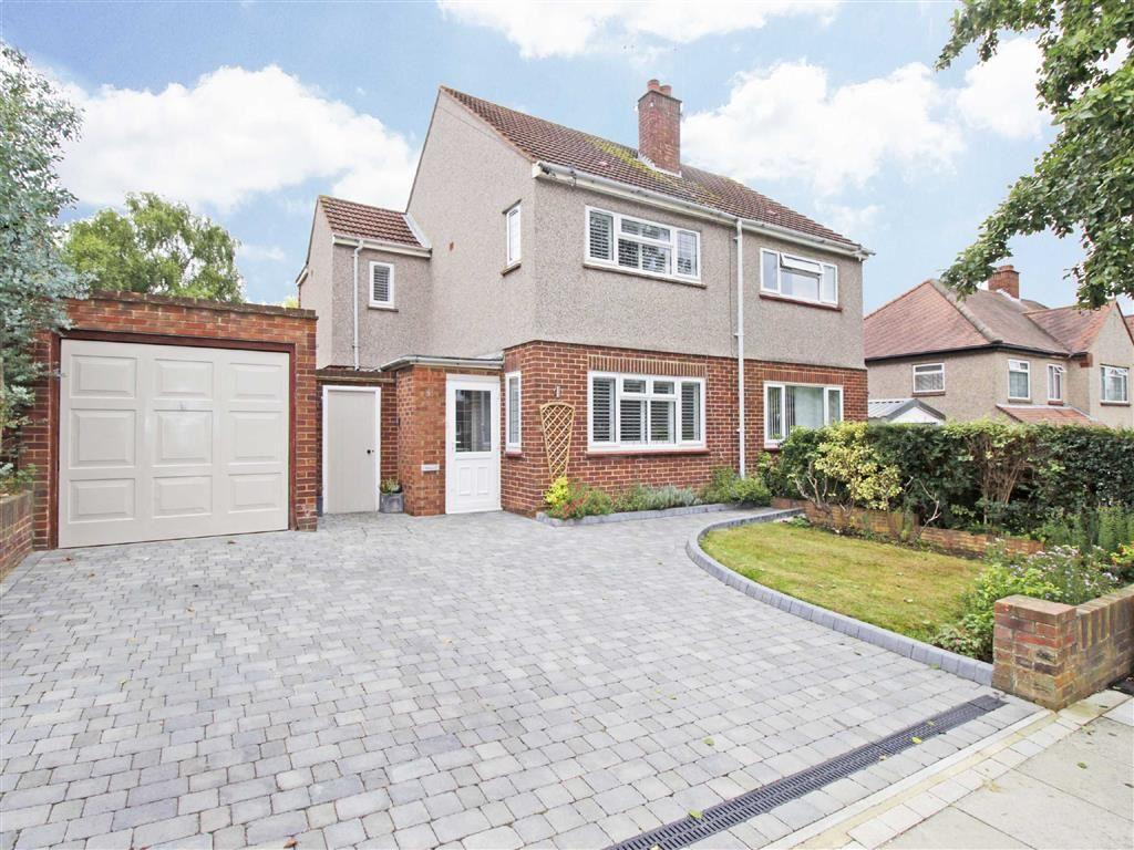 2 Bedrooms Semi Detached House for sale in Marden Avenue, Hayes, Kent