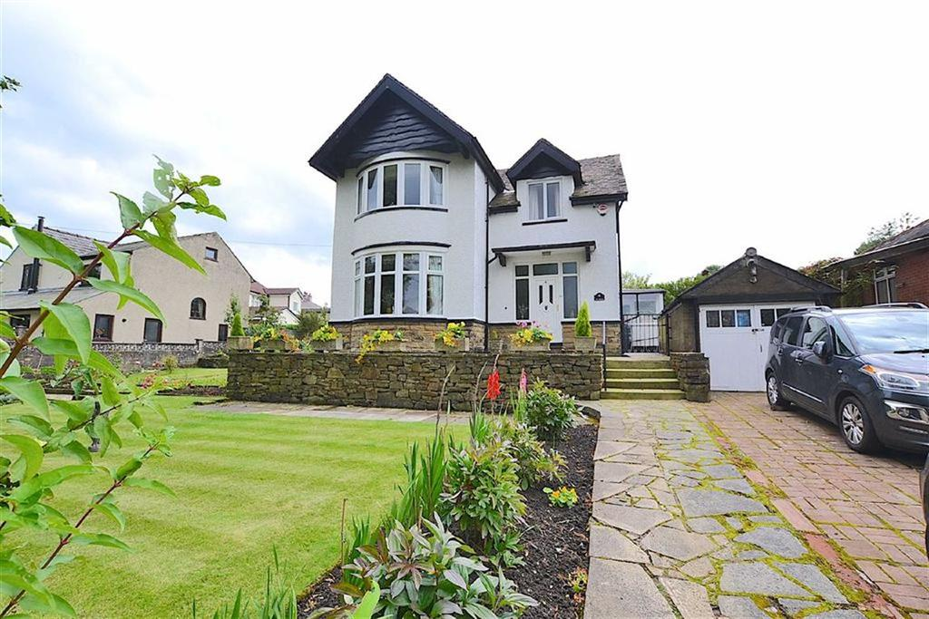 3 Bedrooms Detached House for sale in Lyndale Road, Hapton, Lancashire