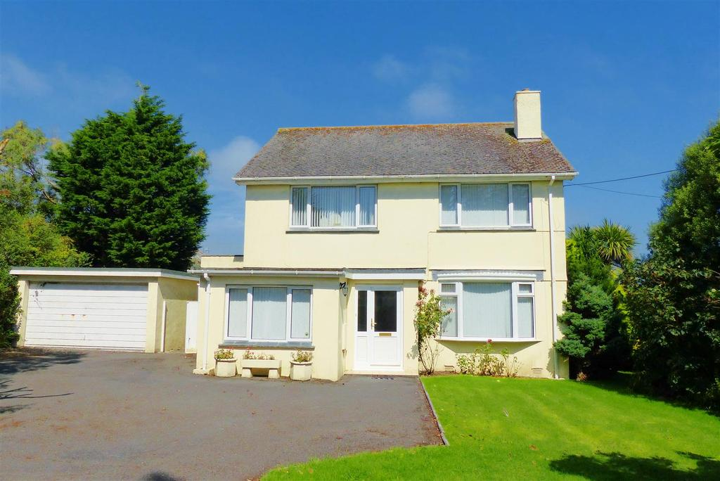 4 Bedrooms Detached House for sale in St. Mawes