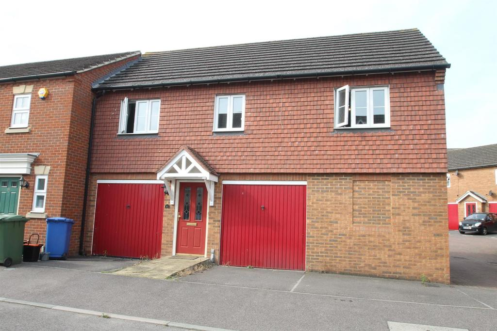 2 Bedrooms End Of Terrace House for sale in Monarch Drive, Kemsley, Sittingbourne