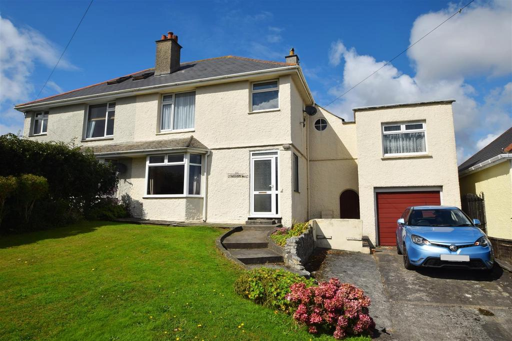 4 Bedrooms Semi Detached House for sale in Kimberley Park Road, Falmouth