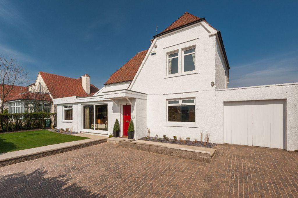 4 Bedrooms Detached House for sale in 2 Hillhouse Road, Edinburgh, EH4 2AG