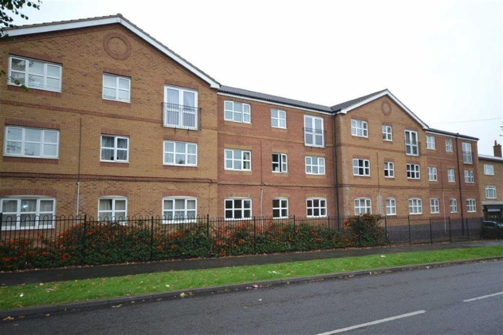 2 Bedrooms Flat for sale in Vernon Mews, Stockingford, Nuneaton